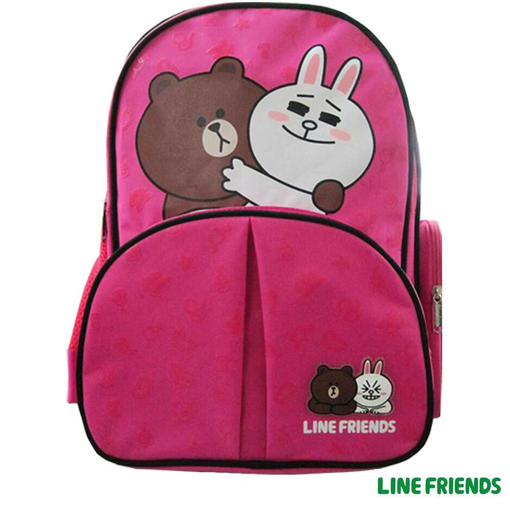 LINE FRIENDS 護脊書包(兔兔)LI557900C