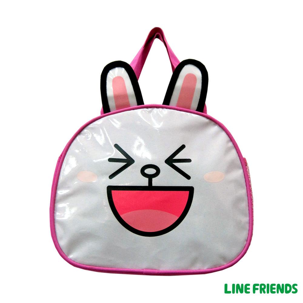 LINE FRIENDS  造型便當袋(兔兔)LI535700C