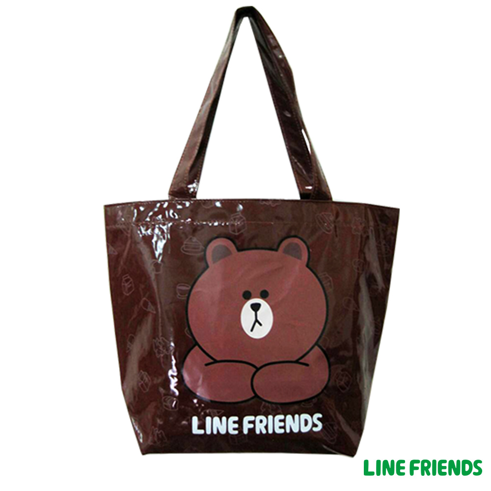 LINE FRIENDS 輕質萬用袋LI549400