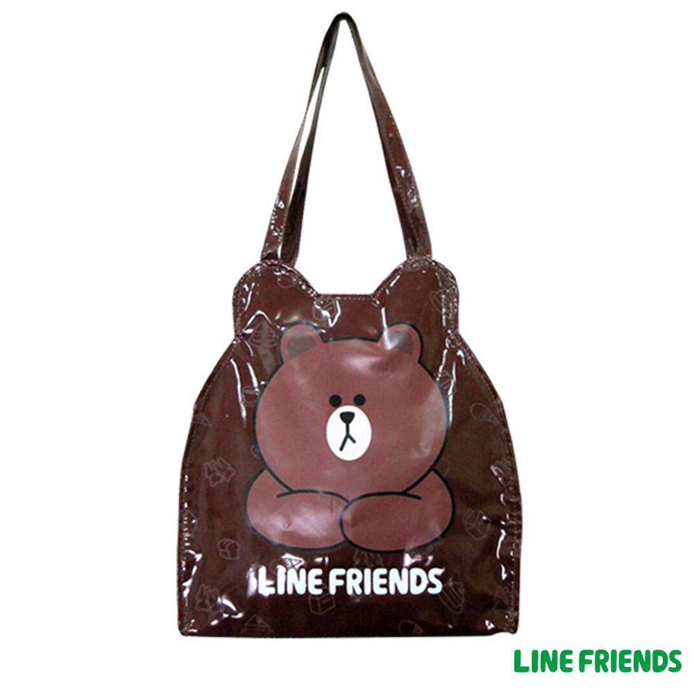 LINE FRIENDS 輕質造型袋LI548700