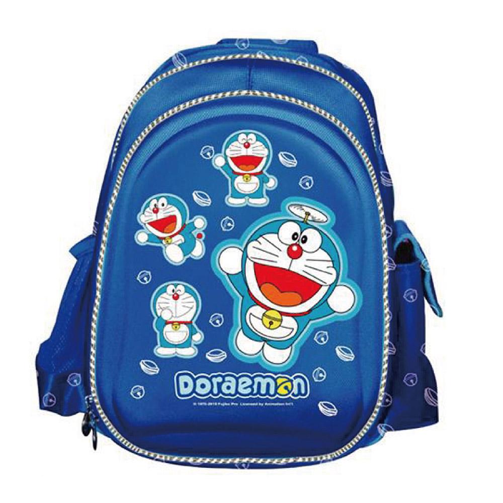 哆啦A夢日式硬殼護脊_藍DO400800A