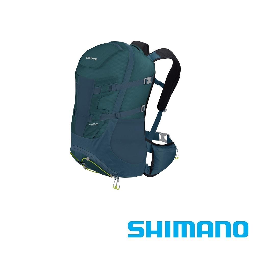 【SHIMANO 背包】HOTAKA 26L 登山旅行背包