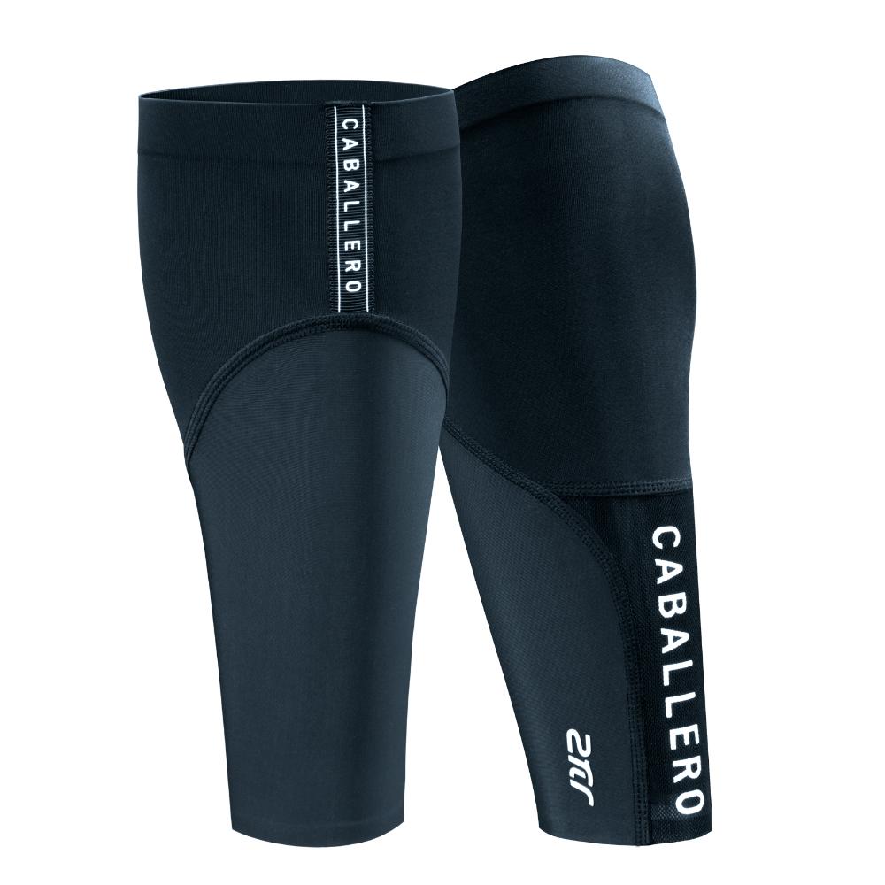 【2PIR 腿套】機能壓力小腿套 科技黑