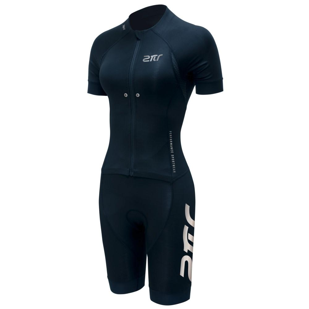 【2PIR三鐵衣】女款智能感測高效能勁速三鐵衣