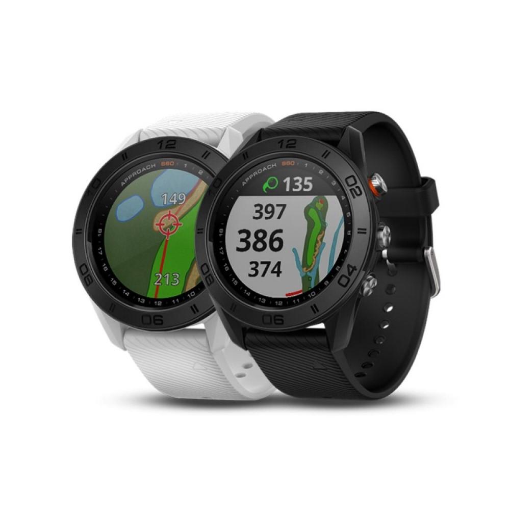 【GARMIN】Approach S60 時尚高爾夫 GPS 腕錶