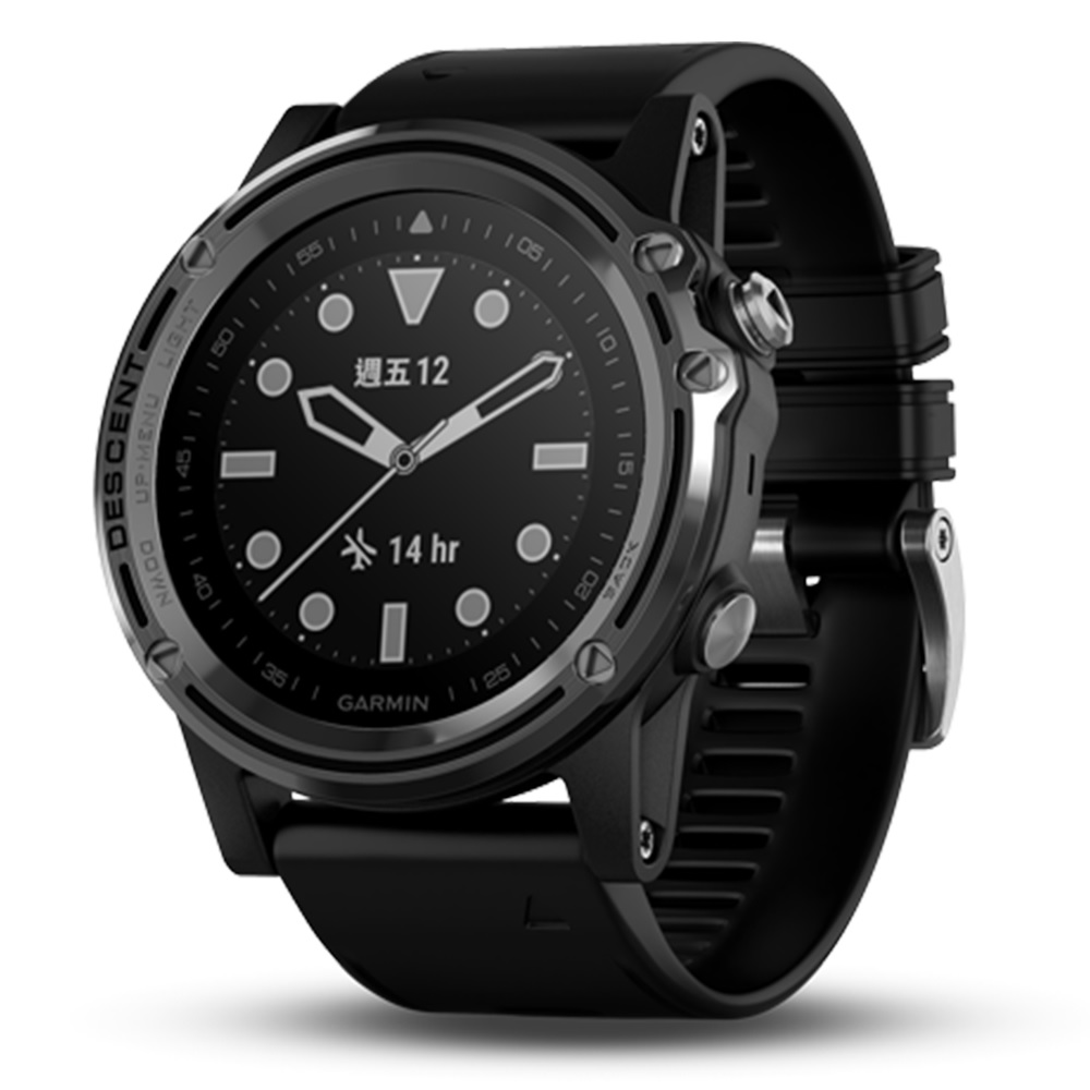 【GARMIN】Descent MK1 GPS潛水電腦錶