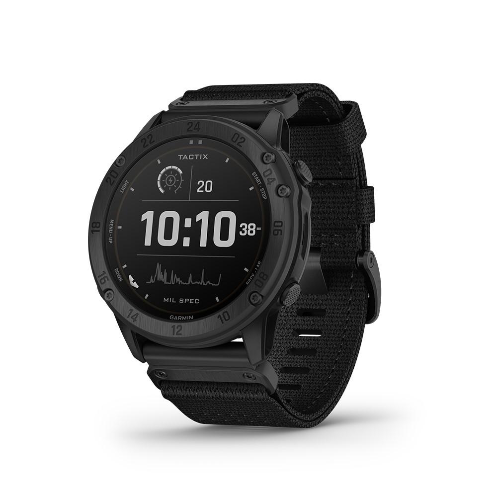 【GARMIN】Tactix Delta Solar 太陽能複合式戰術 GPS 腕錶