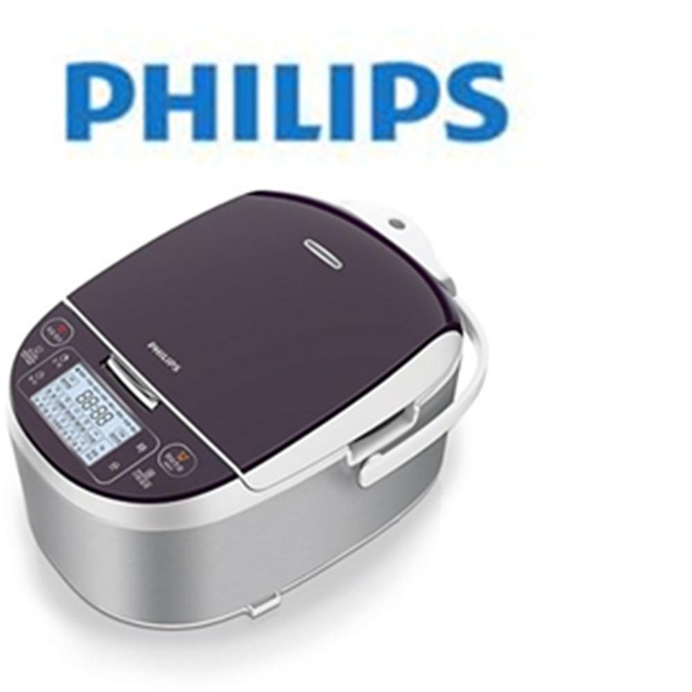 【飛利浦 PHILIPS】  灶燒電子鍋/會呼吸的電子鍋 (HD3095) 贈食譜