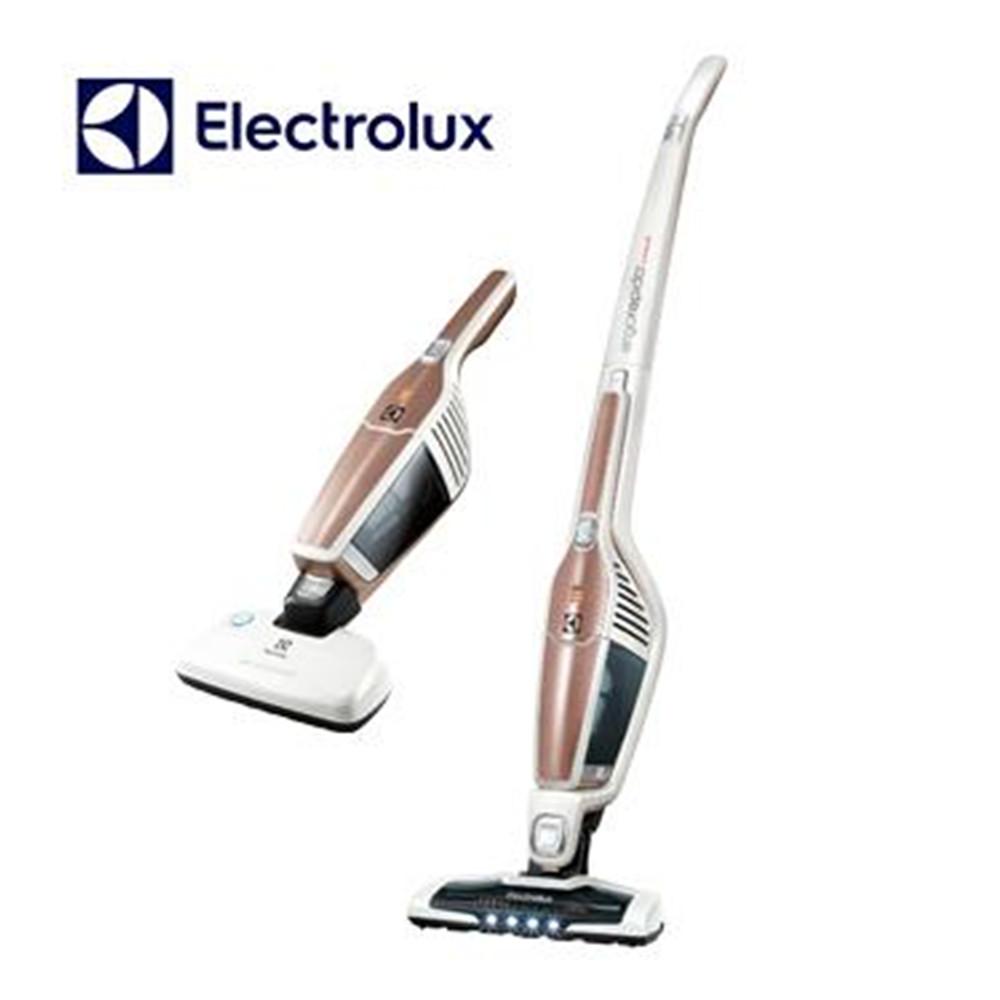 【 伊萊克斯  Electrolux】完美管家3in1 UV淨蟎科技-充電式無線吸塵器 ZB3233B