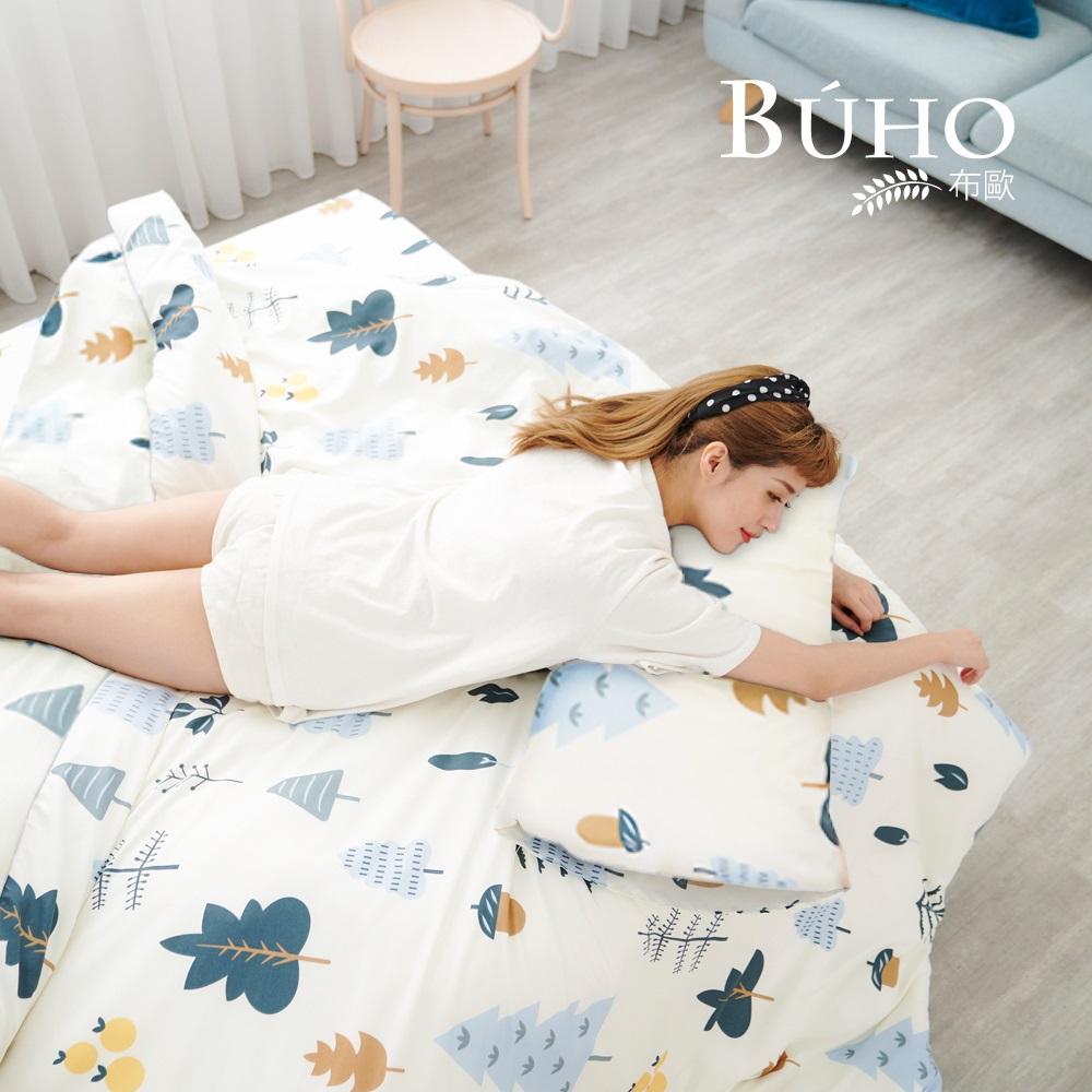 《BUHO》單人4.5x6.5尺薄被套(多款任選)