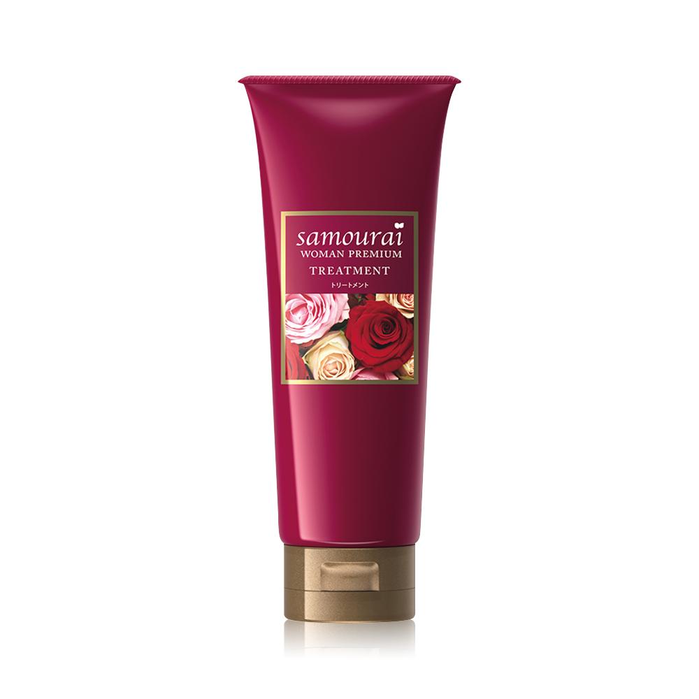 Samourai浪漫玫瑰極上護髮素(200g/瓶)