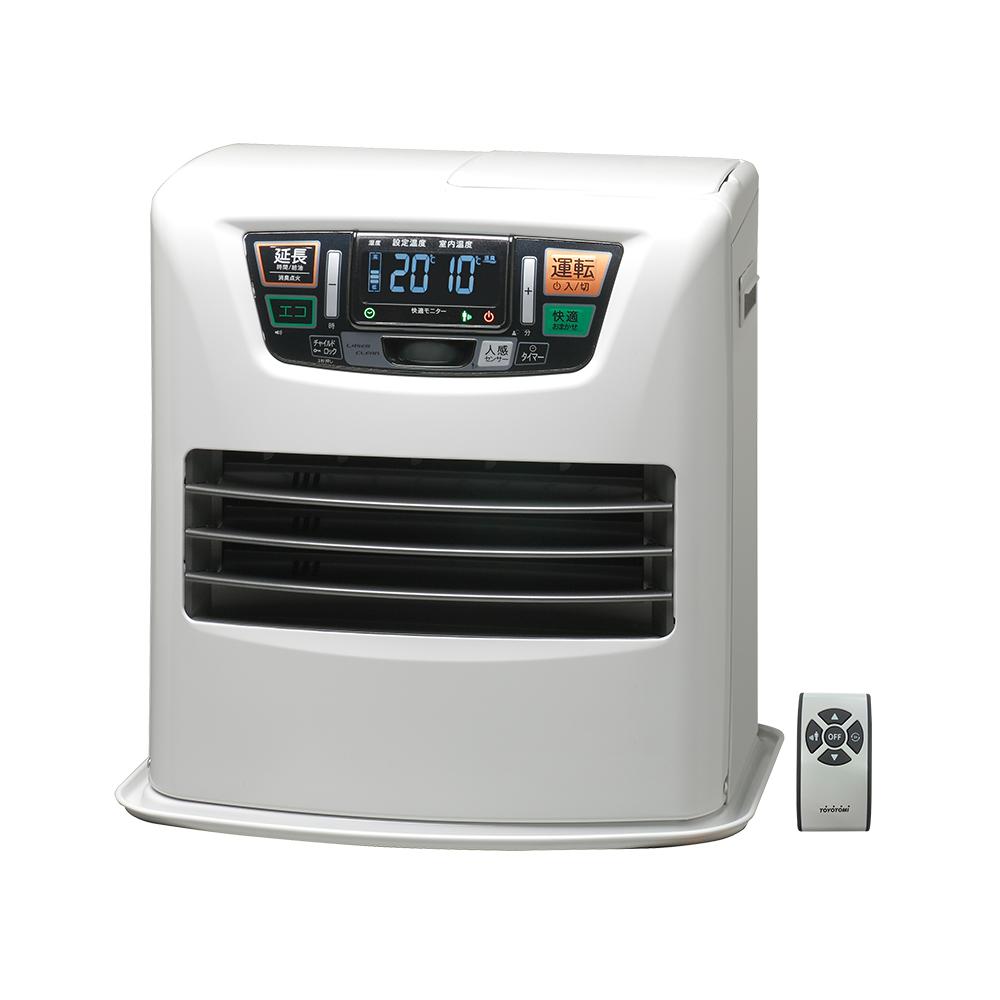 【TOYOTOMI官方旗艦店】智能偵測遙控型煤油暖爐 LC-SL36H-TW 贈送手動加油槍.毛刷.防塵套