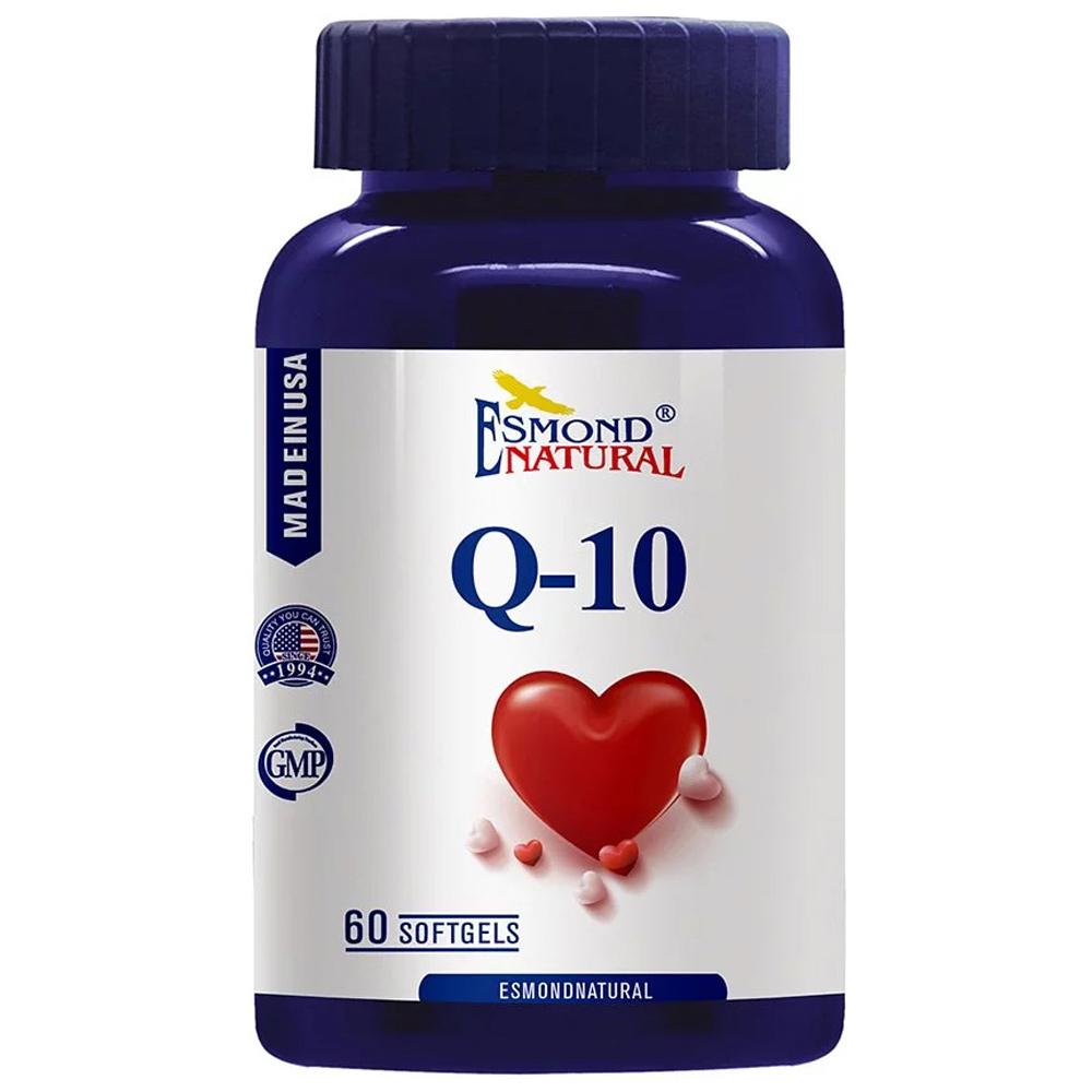 愛司盟 輔酶Q10軟膠囊60顆