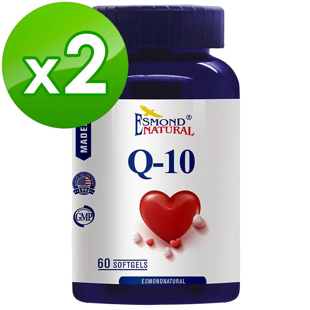 (2入特價) 愛司盟 輔酶Q10軟膠囊60顆
