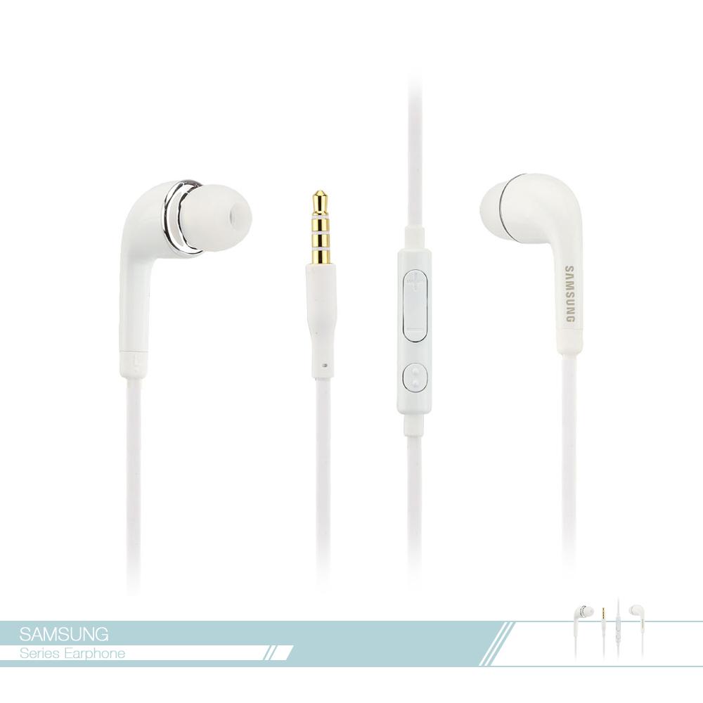Samsung三星 原廠 入耳式扁線 3.5mm耳機 各廠牌適用 / 立體聲