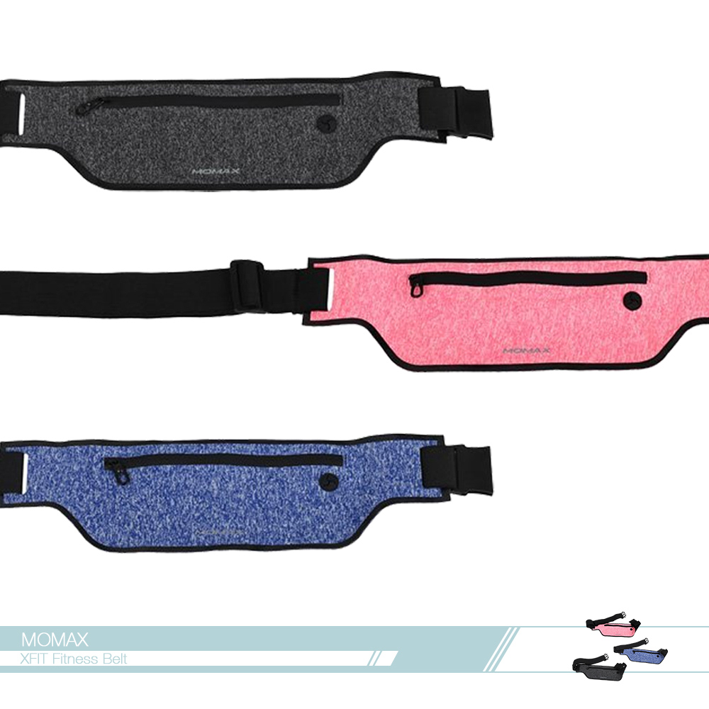 MOMAX摩米士 X-Fit 手機運動腰包 (SR2)