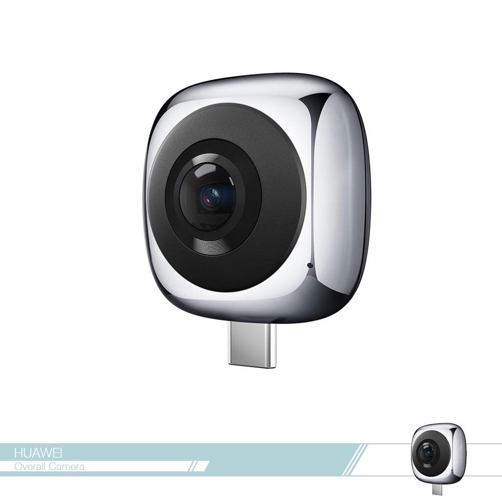 Huawei華為 原廠CV60全景相機 /360度攝影 /Full HD高畫質_灰【台灣Huawei公司貨】