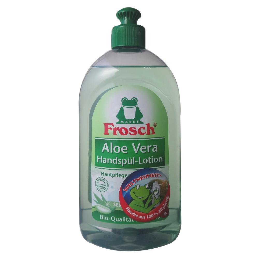 德國Frosch 中性蘆薈護手洗碗精 500ml-8入(箱購)