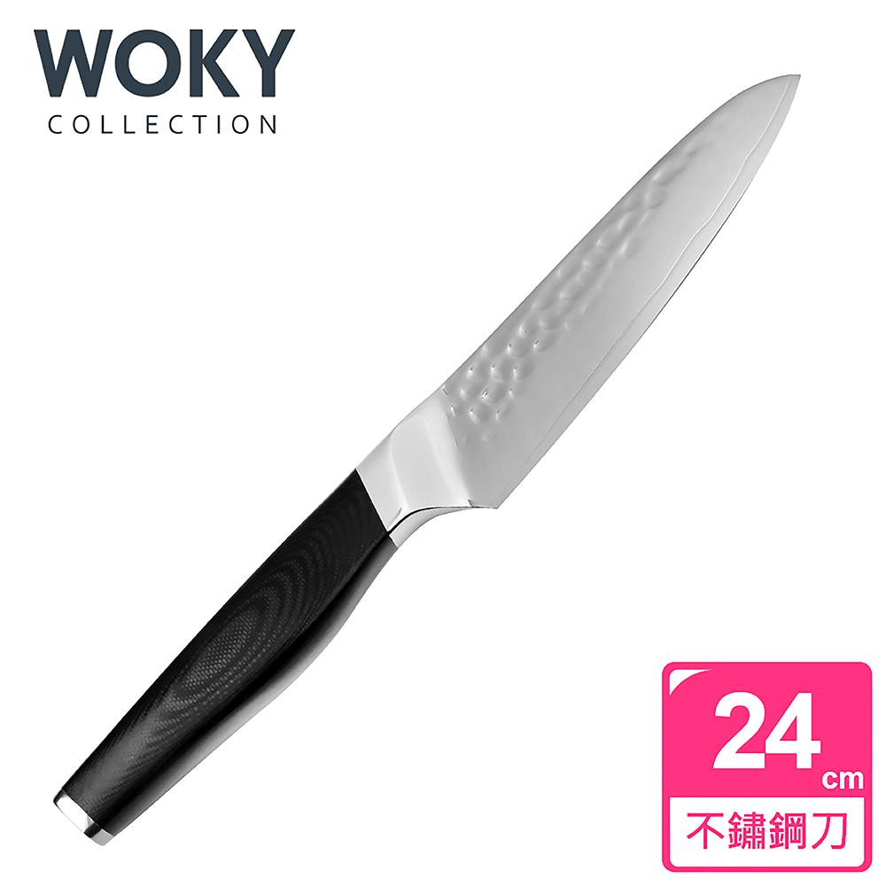 【WOKY 沃廚】星鋒刀-水果刀