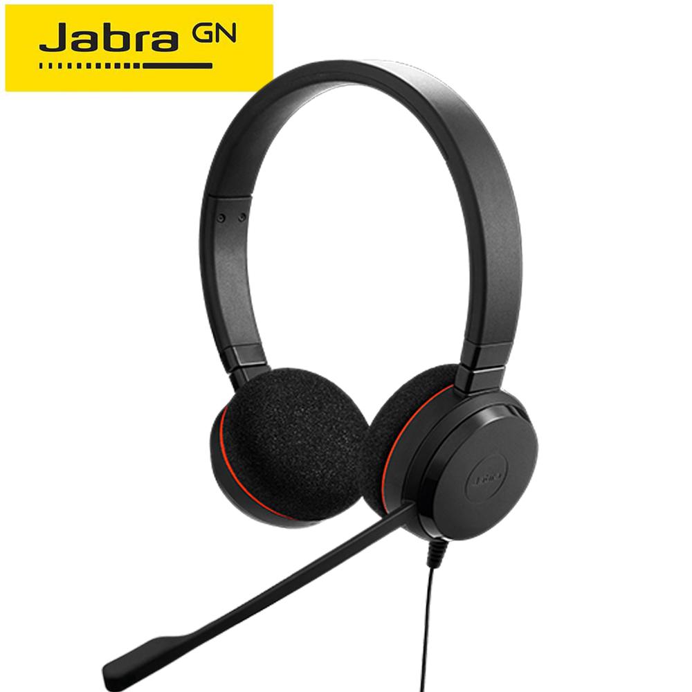 【原廠公司貨】Jabra Evolve 20 耳機麥克風