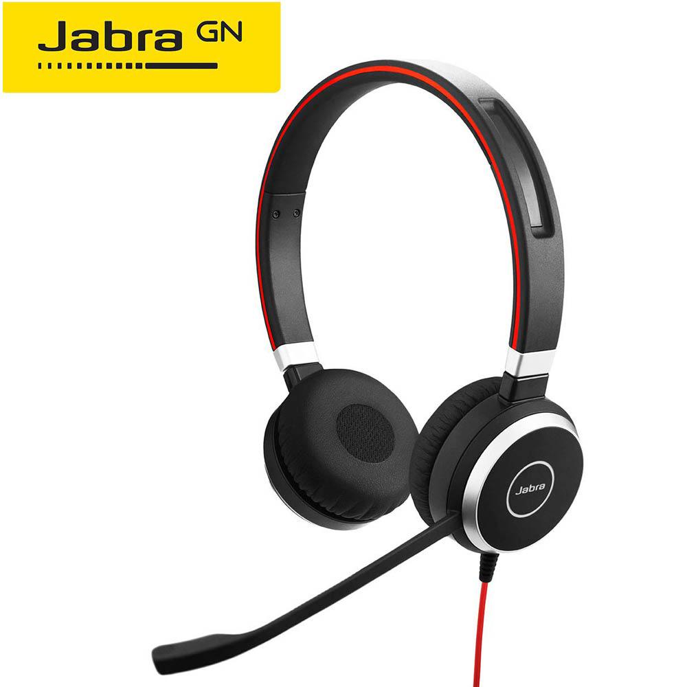 【原廠公司貨】Jabra Evolve 40 耳機麥克風