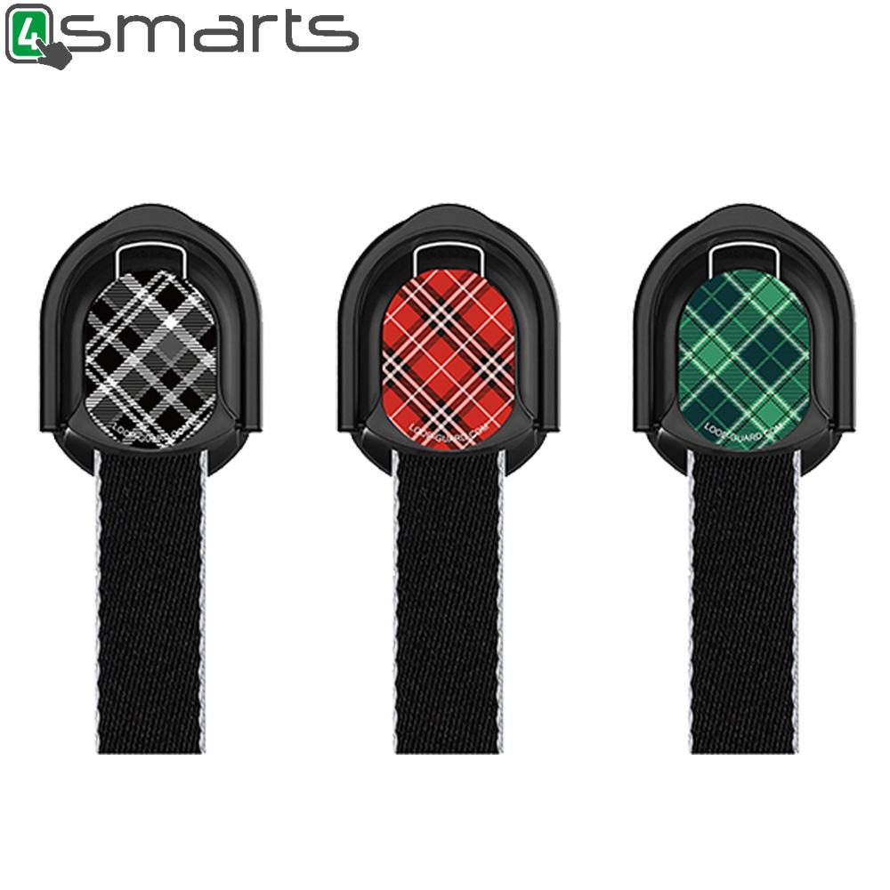 4smarts LOOP-GUARD 手機指環支架-格紋