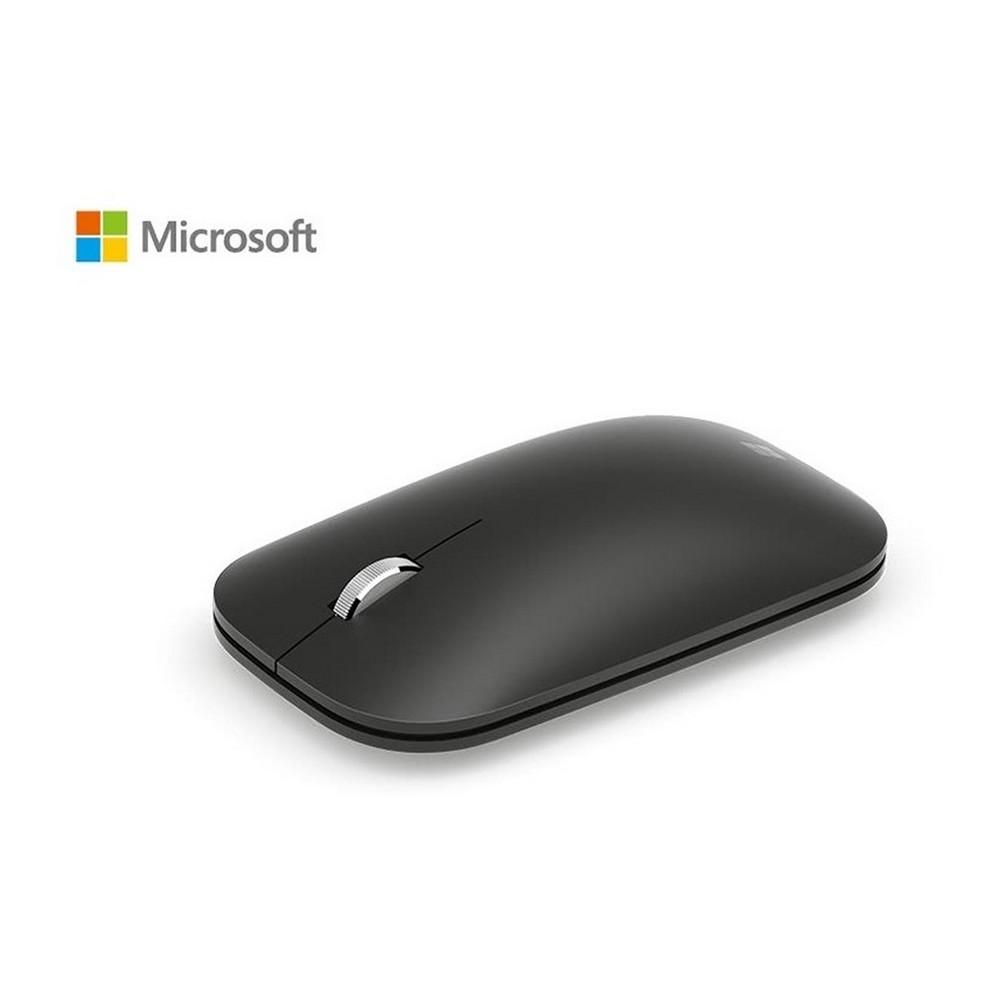 [加購]Microsoft 微軟 時尚行動滑鼠 黑色