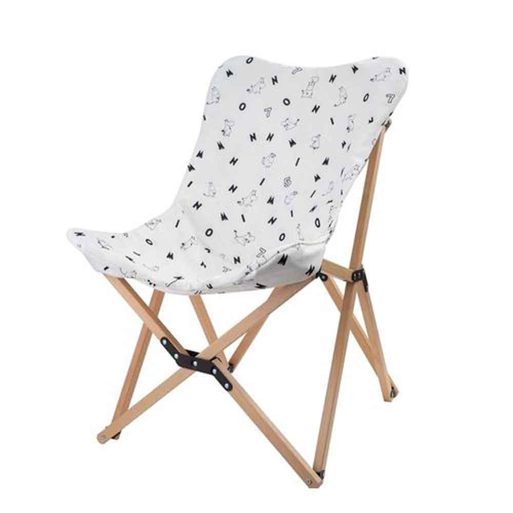 【MOOMIN嚕嚕米】折疊椅
