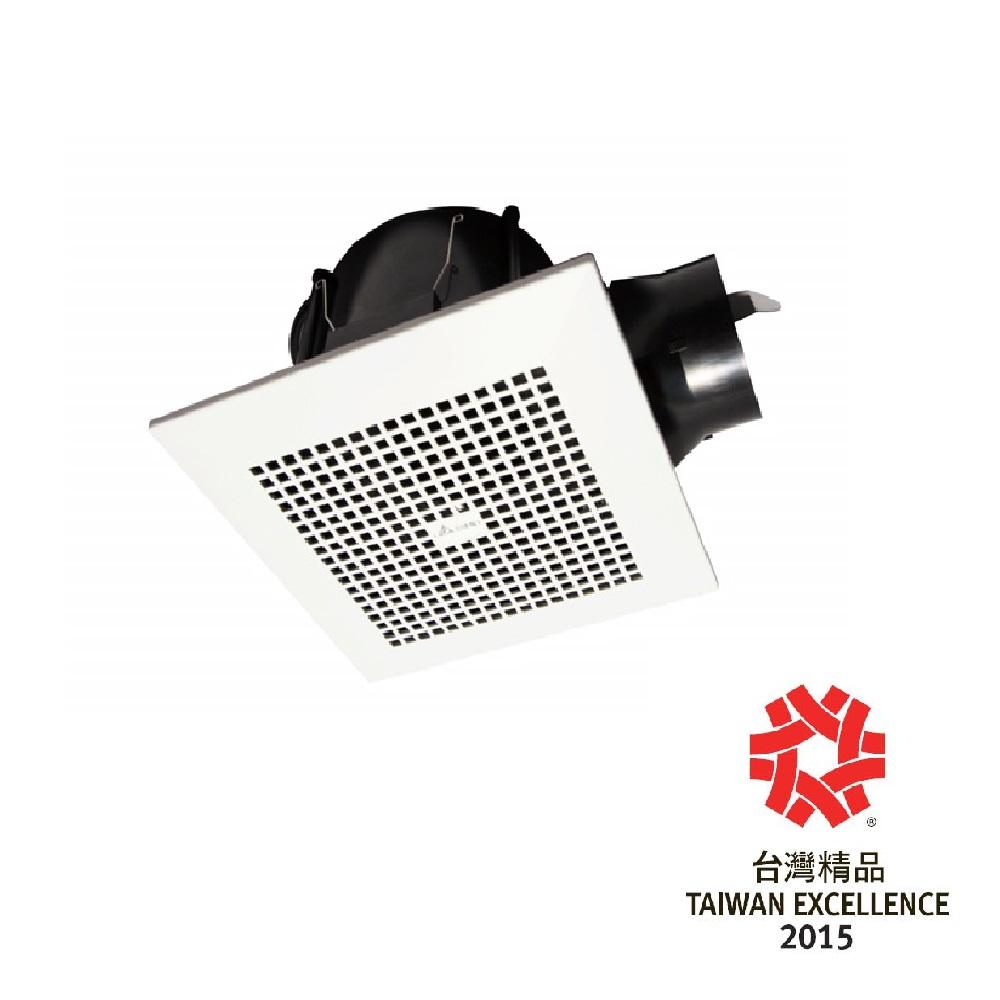 【台達電子】DC直流節能換氣扇 3~6坪 110V、220V共用(VFB21AXT3)