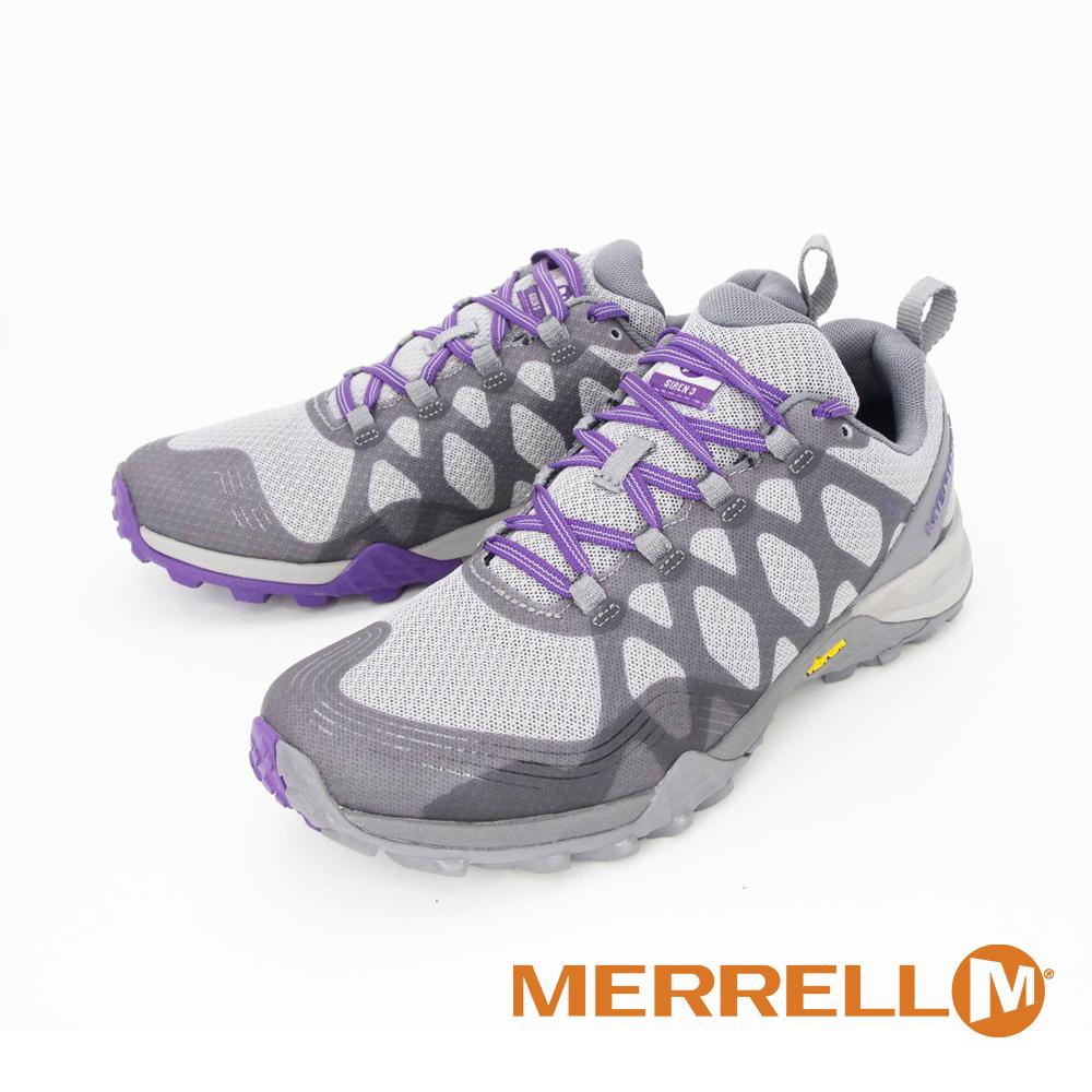 MERRELL(女) SIREN 3 GORE-TEX郊山健行鞋 女鞋 - 灰(另有藍)