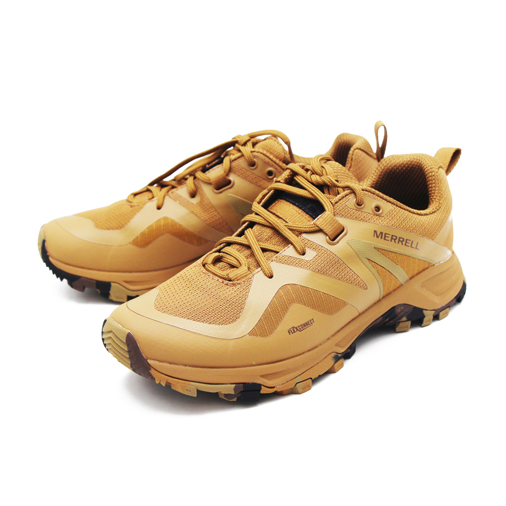 MERRELL(男) MQM FLEX 2 GORE-TEX® HIKING 郊山健行鞋 男鞋 -卡其(另有黑)