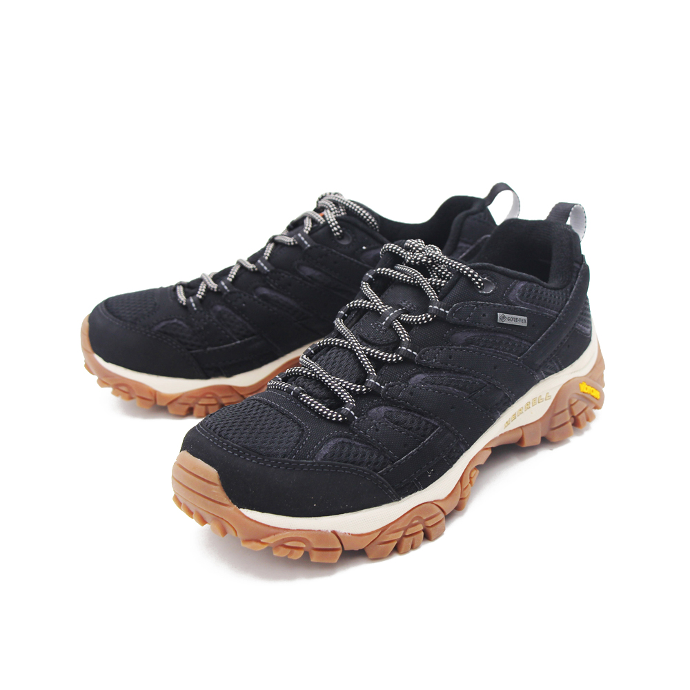 MERRELL(女) MOAB 2 GORE-TEX® HIKING 郊山健行 女鞋-黑棕