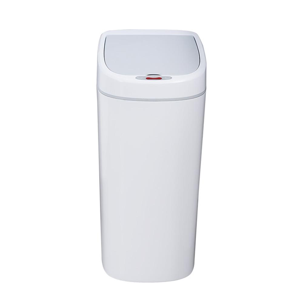 浴廁智能感應窄邊垃圾桶