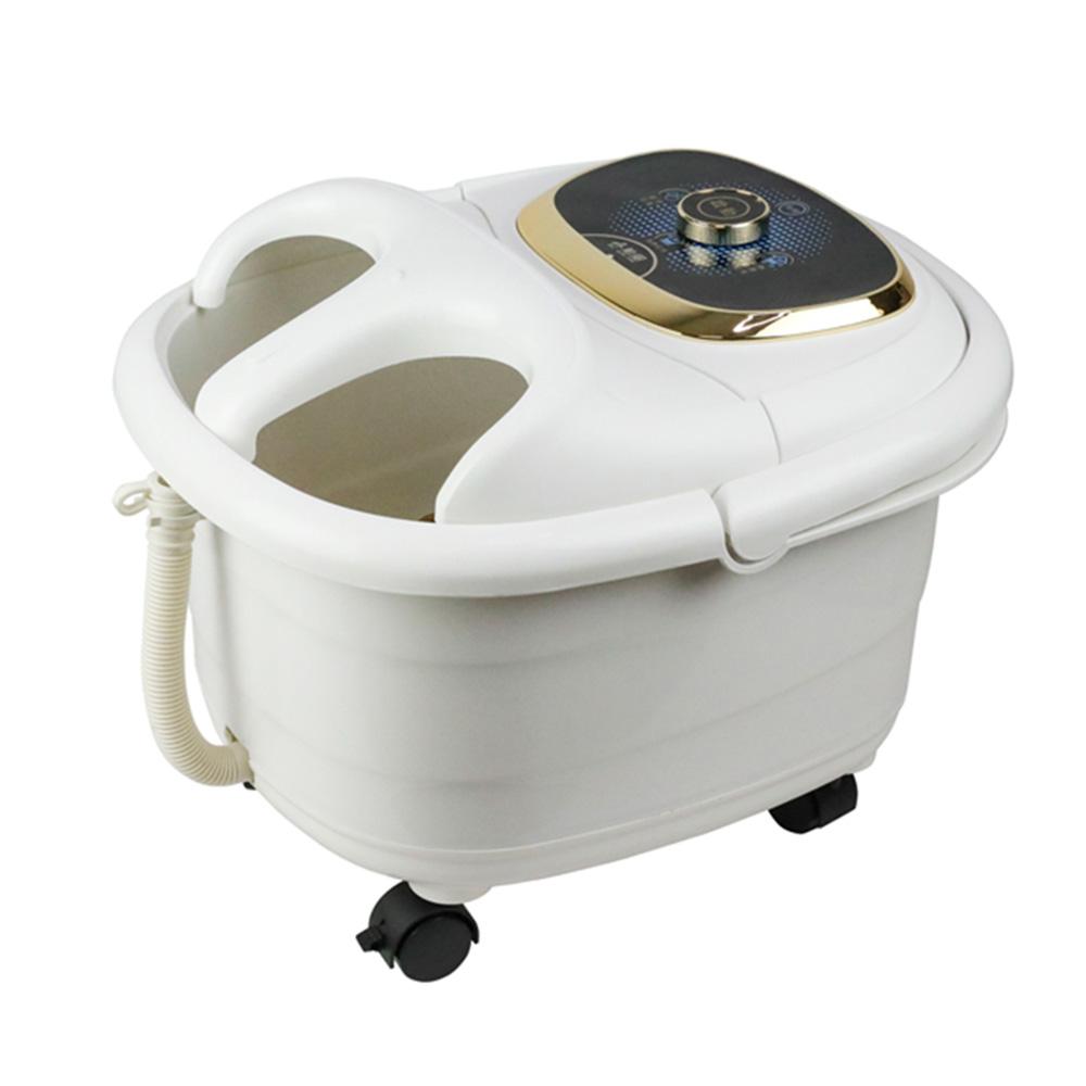 【 勳風】加熱式10滾輪氣泡按摩足浴機(HF-G595H)