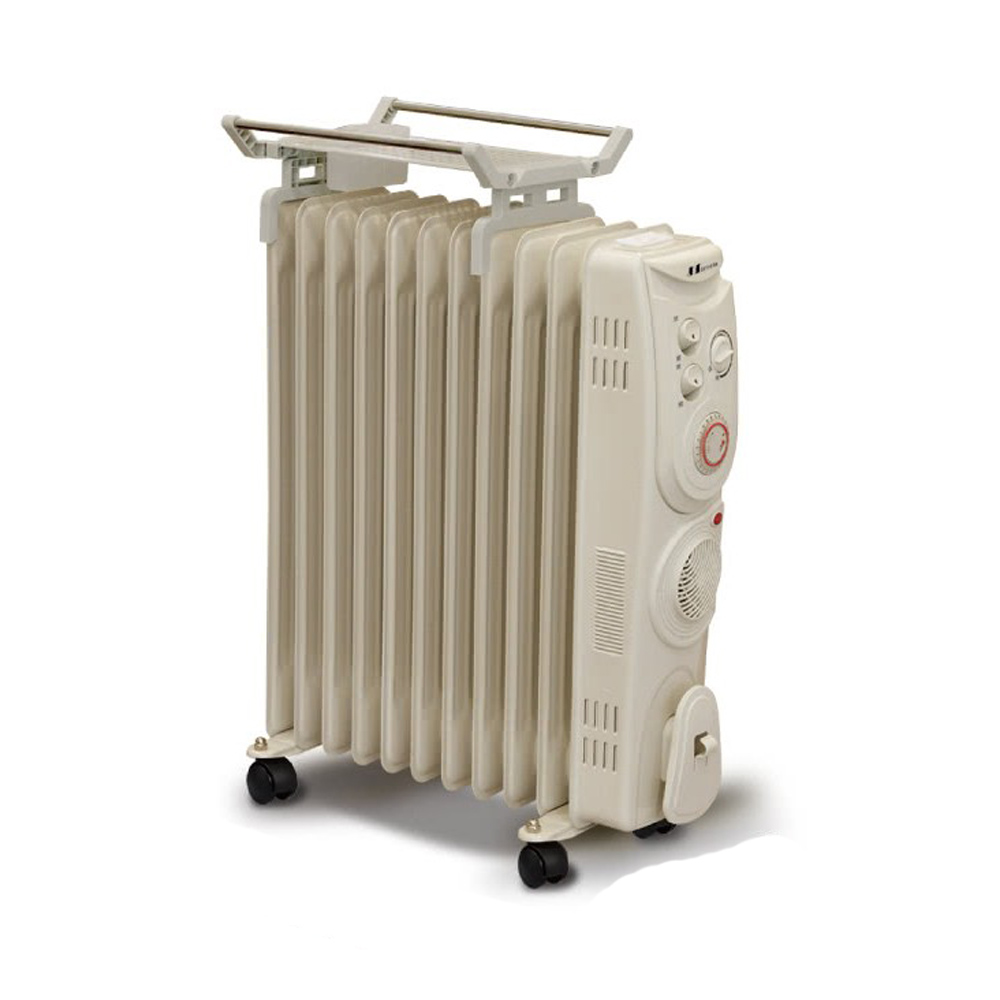 要搶要快數量有限!!【北方】11葉片式恆溫電暖爐(CJ1-11ZL)