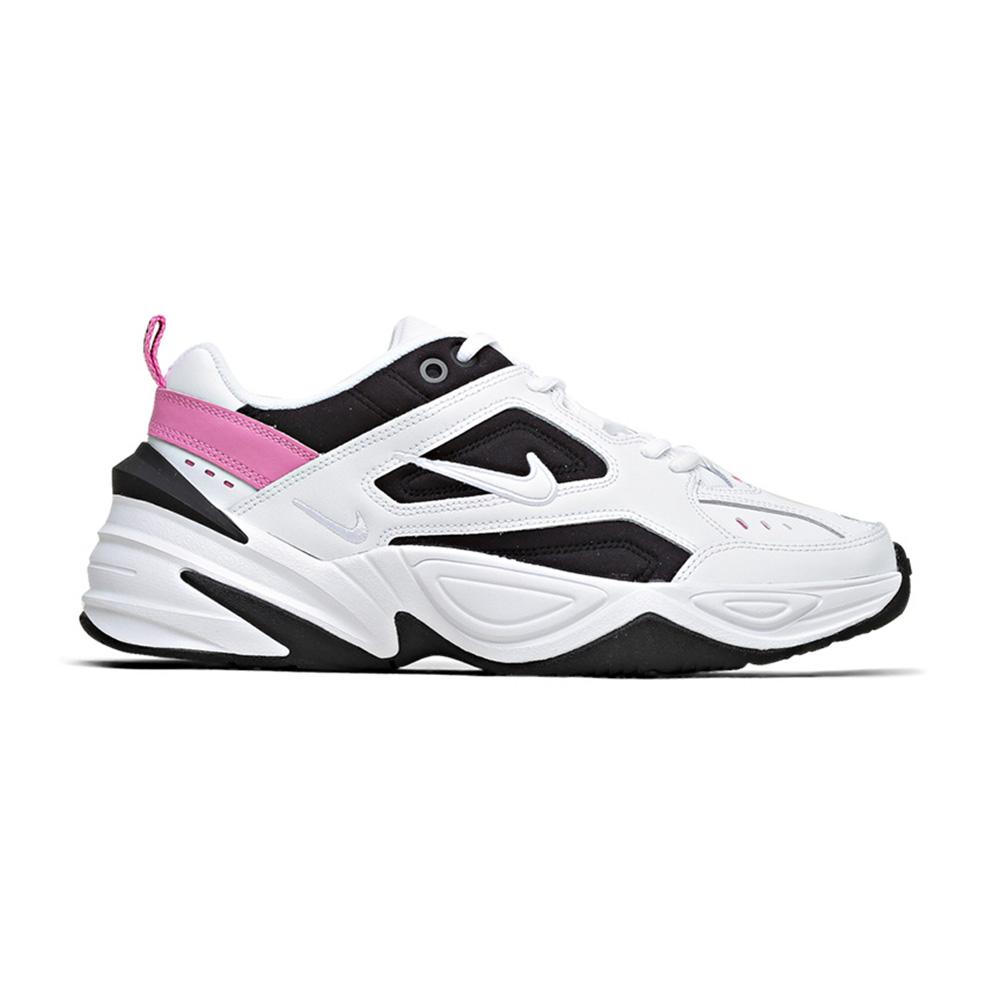 NIKE M2K TEKNO 白黑粉紫老爹鞋 女鞋 AO3108-105