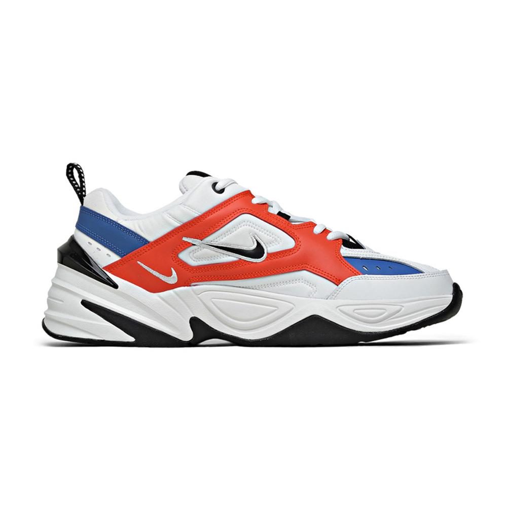 NIKE M2K TEKNO 白橘藍老爹鞋 男鞋 AV4789-100