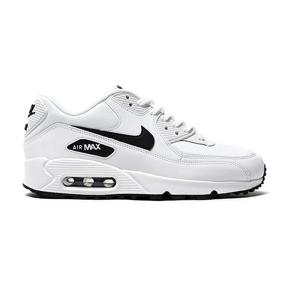 NIKE AIR MAX 90 黑白慢跑鞋 325213-131