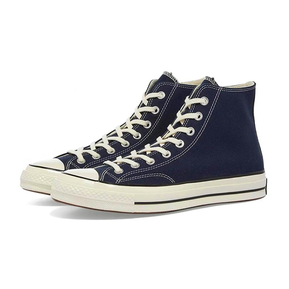 CONVERSE CHUCK 70 深藍 男女高筒帆布鞋