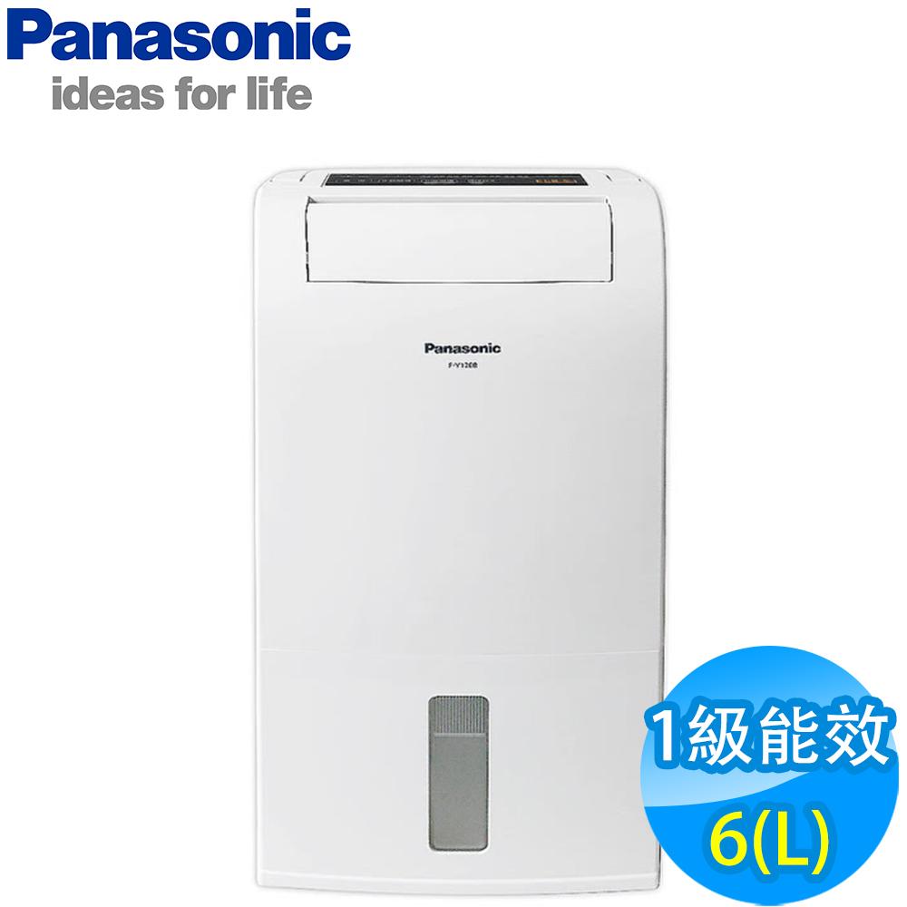 Panasonic 國際牌 6公升LED面板定時清淨除濕機 F-Y12EB