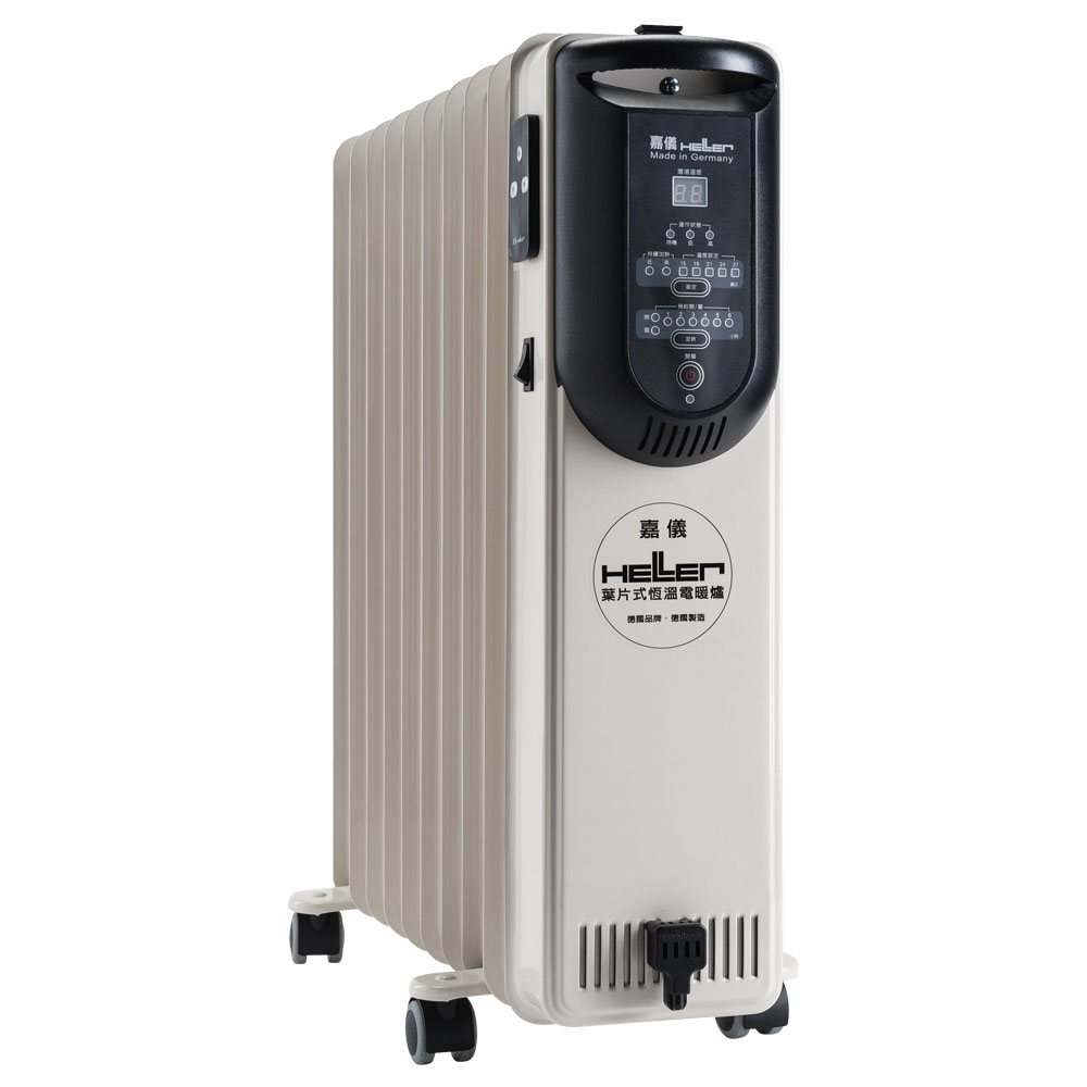 HELLER 嘉儀 葉片式電暖爐  KED510T