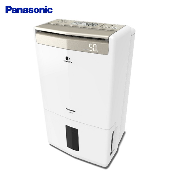 Panasonic 國際牌 14L一級能效nanoe微電腦除濕機 F-Y28GX-