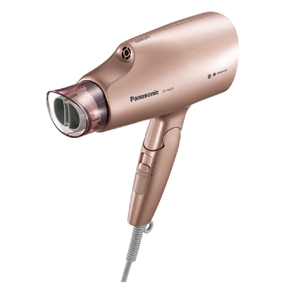 Panasonic 國際牌 奈米水離子國際電壓吹風機 EH-NA55-