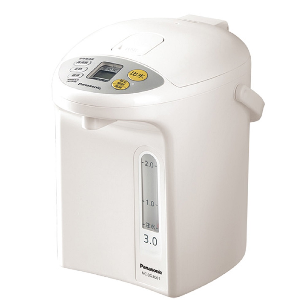 Panasonic 國際牌 4L微電腦熱水瓶 NC-BG4001-