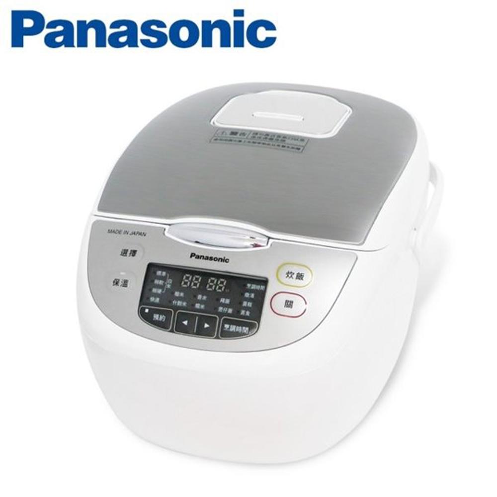 Panasonic 國際牌 日本製10人份微電腦電子鍋 SR-JMX188-