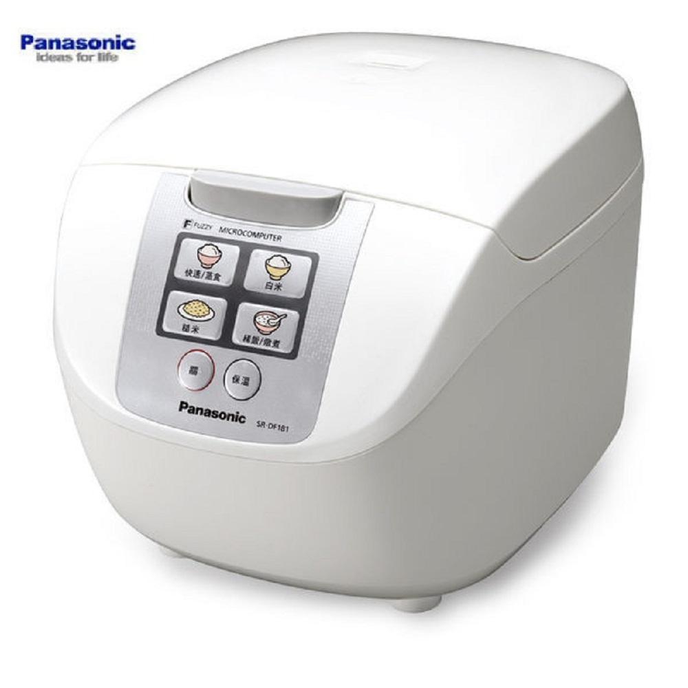 Panasonic 國際牌 10人份微電腦電子鍋 SR-DF181-