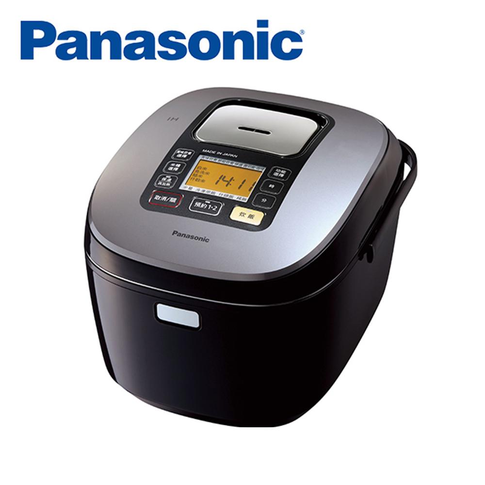 Panasonic 國際牌 6人份IH蒸氣式微電腦電子鍋 SR-HB104-