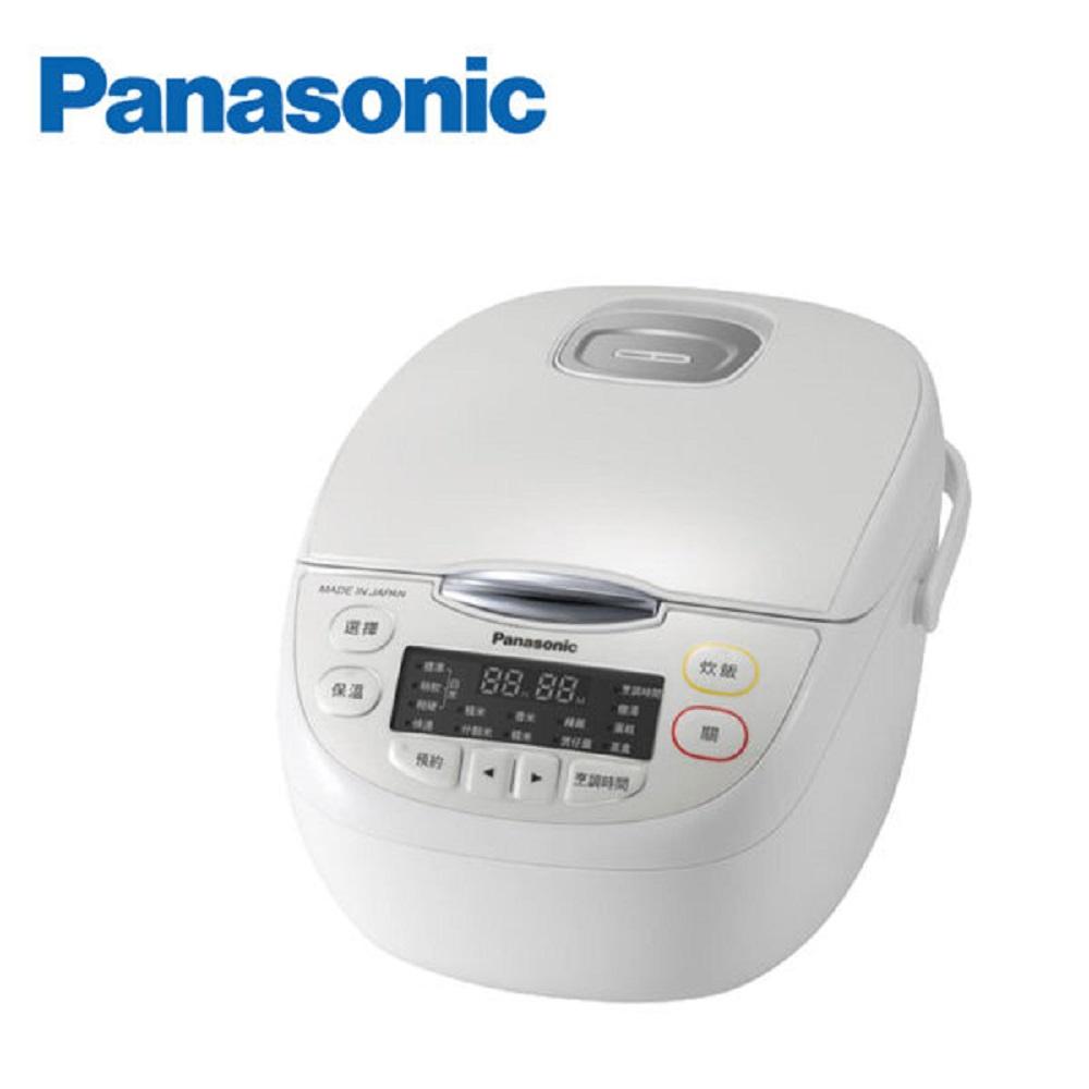 Panasonic國際牌 日本製6人份微電腦電子鍋 SR-JMN108-