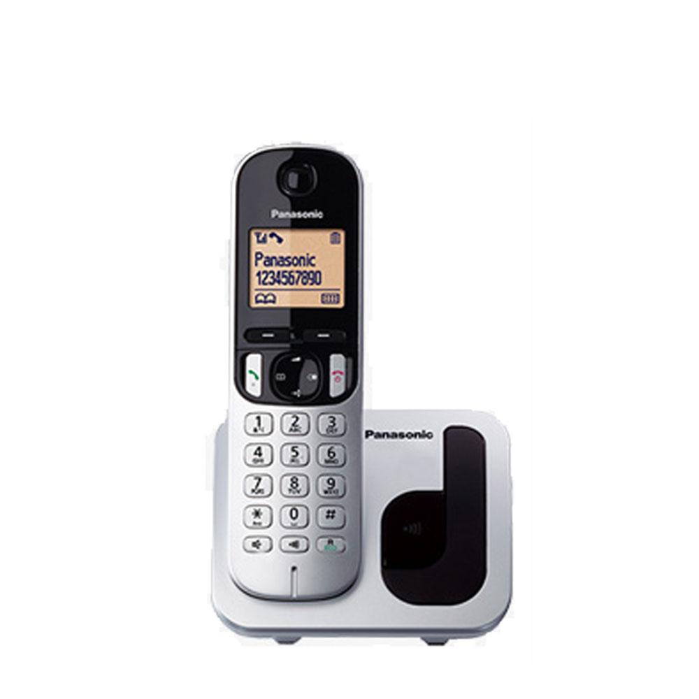 Panasonic 國際牌 DECT數位無線ECO節能1.6吋顯示螢幕電話 KX-TGC210/KX-TGC210TWS-