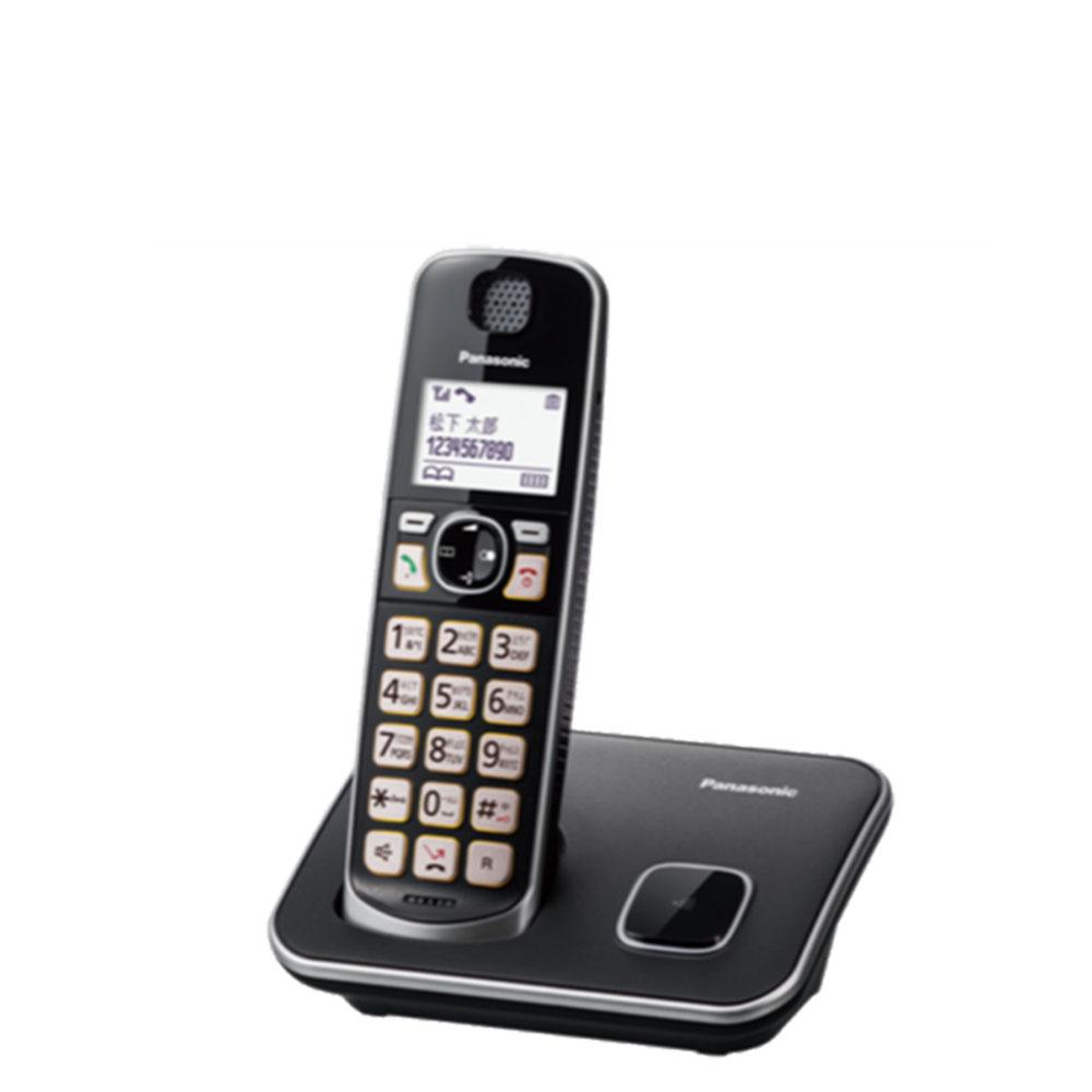 Panasonic 國際牌 DECT長輩用數位無線電 KX-TGE610TWB/KX-TGE610-